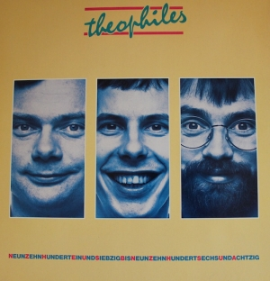 theophiles 1971-1986 Plattencover